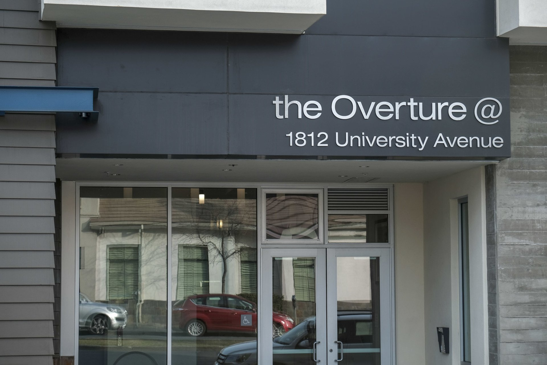 The Overture Apartments